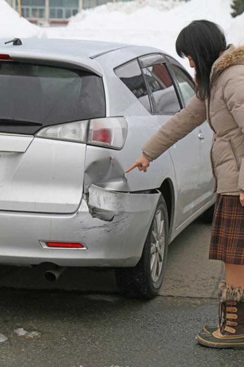 保険 もらい 事故